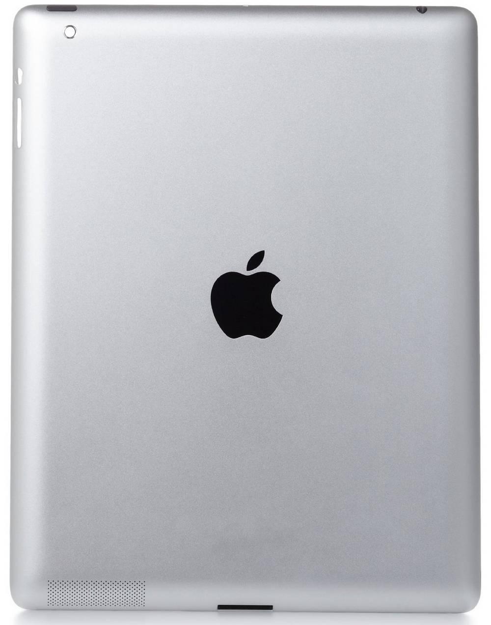 Πίσω Κάλυμμα Apple iPad 2 WiFi Ασημί OEM Type A