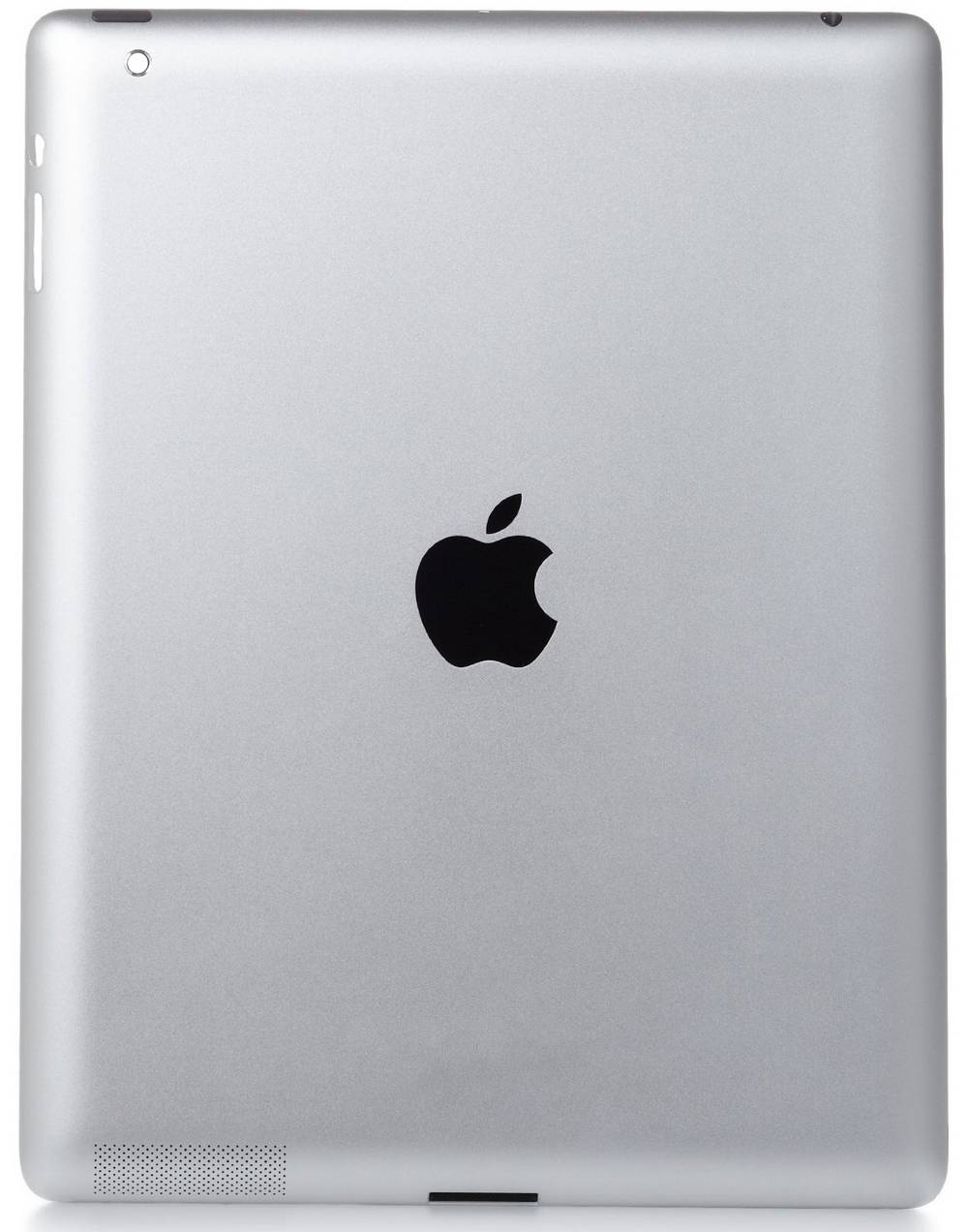 Πίσω Κάλυμμα Apple iPad 3 WiFi Ασημί OEM Type A
