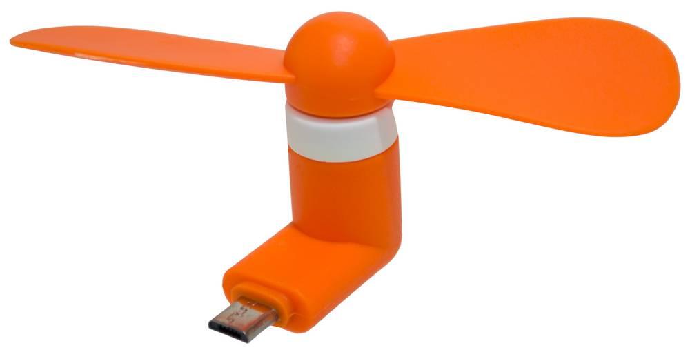 Micro USB Mini Fun Ancus Πορτοκαλί