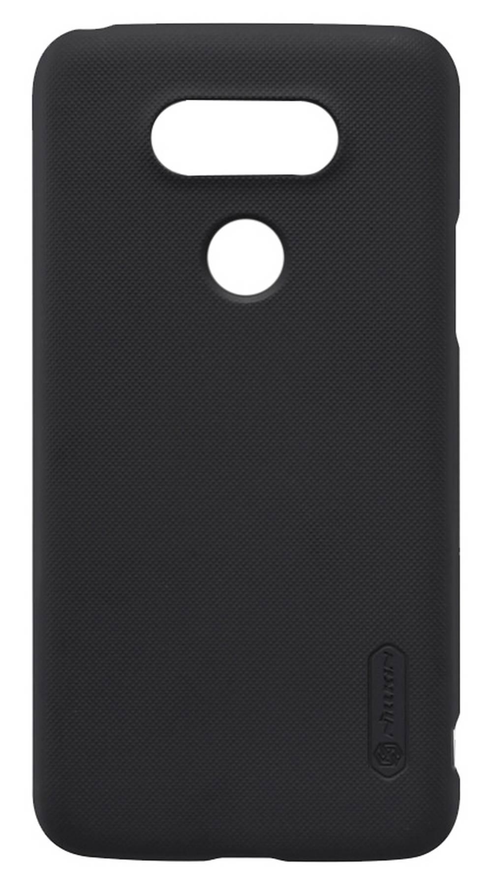 Θήκη Faceplate Nillkin για LG G5 H850 Frosted Shield με Screen Protector Ultra Clear Μαύρη