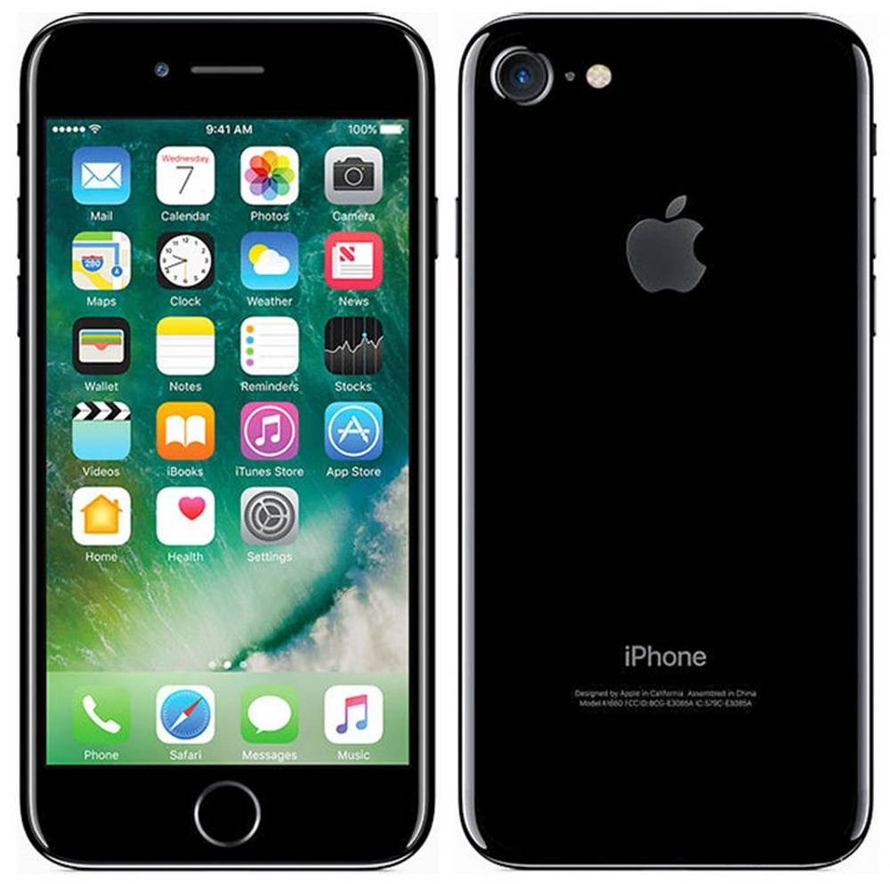 Apple iPhone 7 128GB Jet Black (EU)
