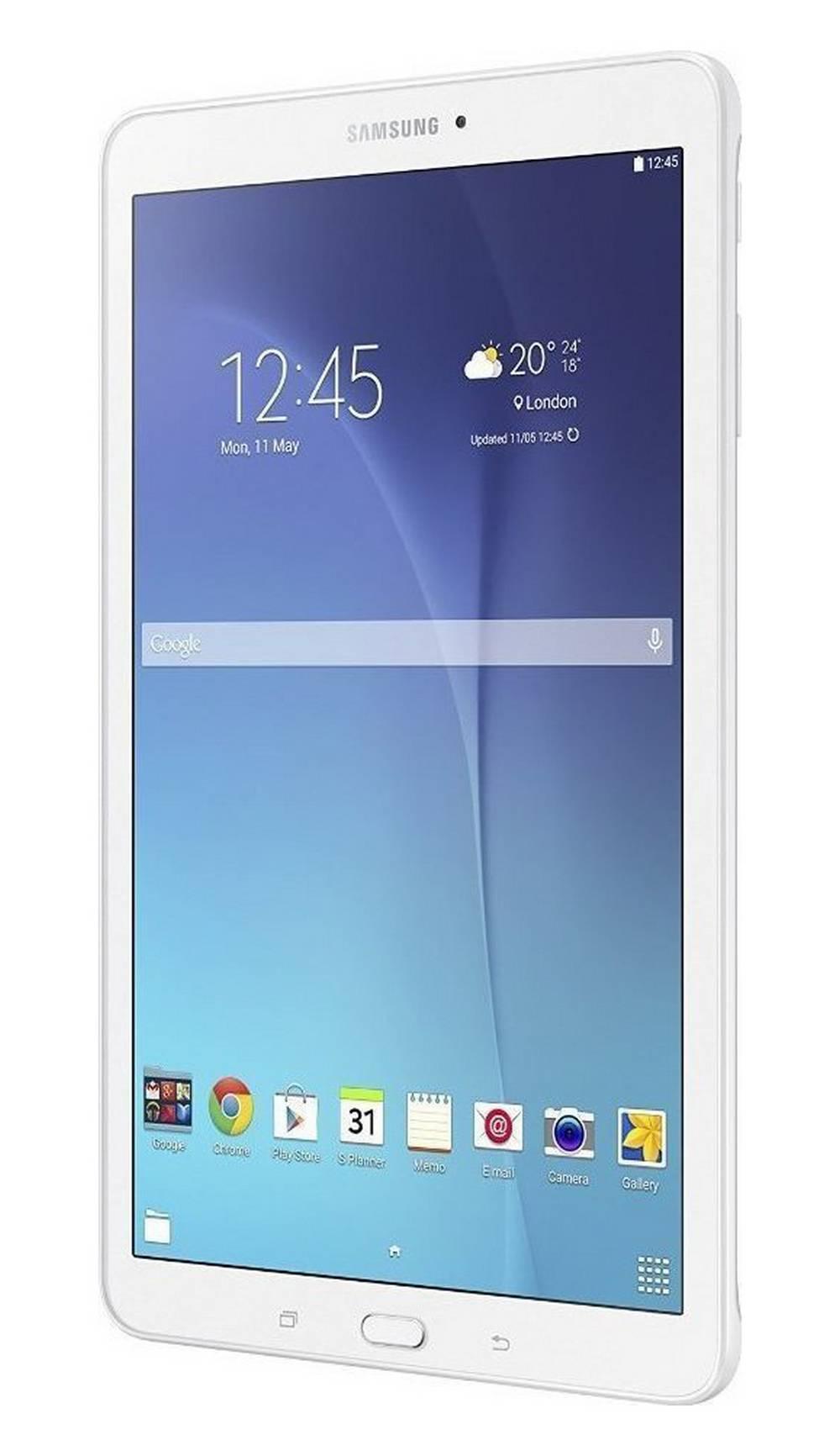 "Samsung Galaxy Tab E 9.6"" SM-T560 WiFi 1,5GB/8GB Λευκό"