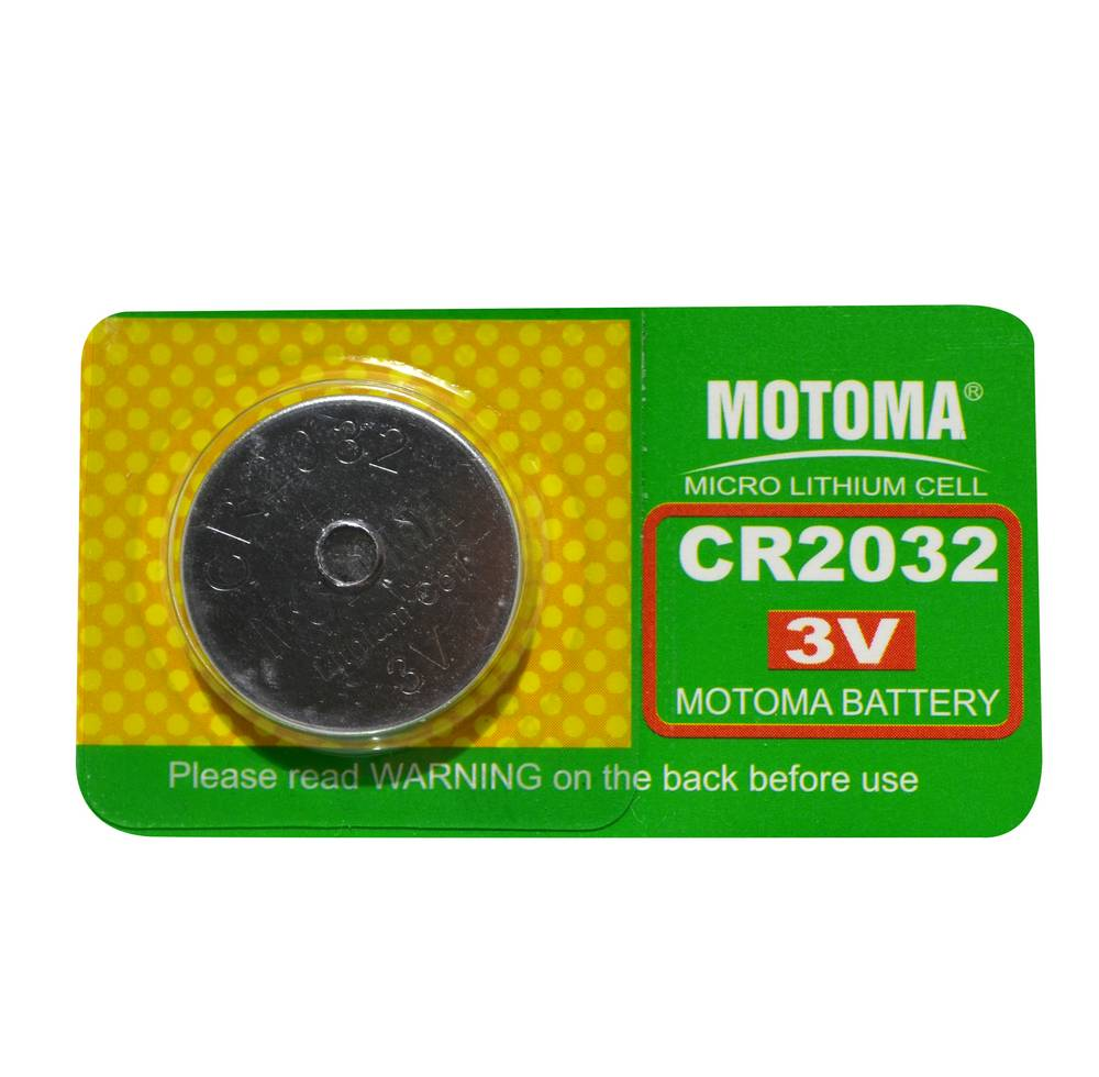 Buttoncell Motoma CR2032 Τεμ. 1