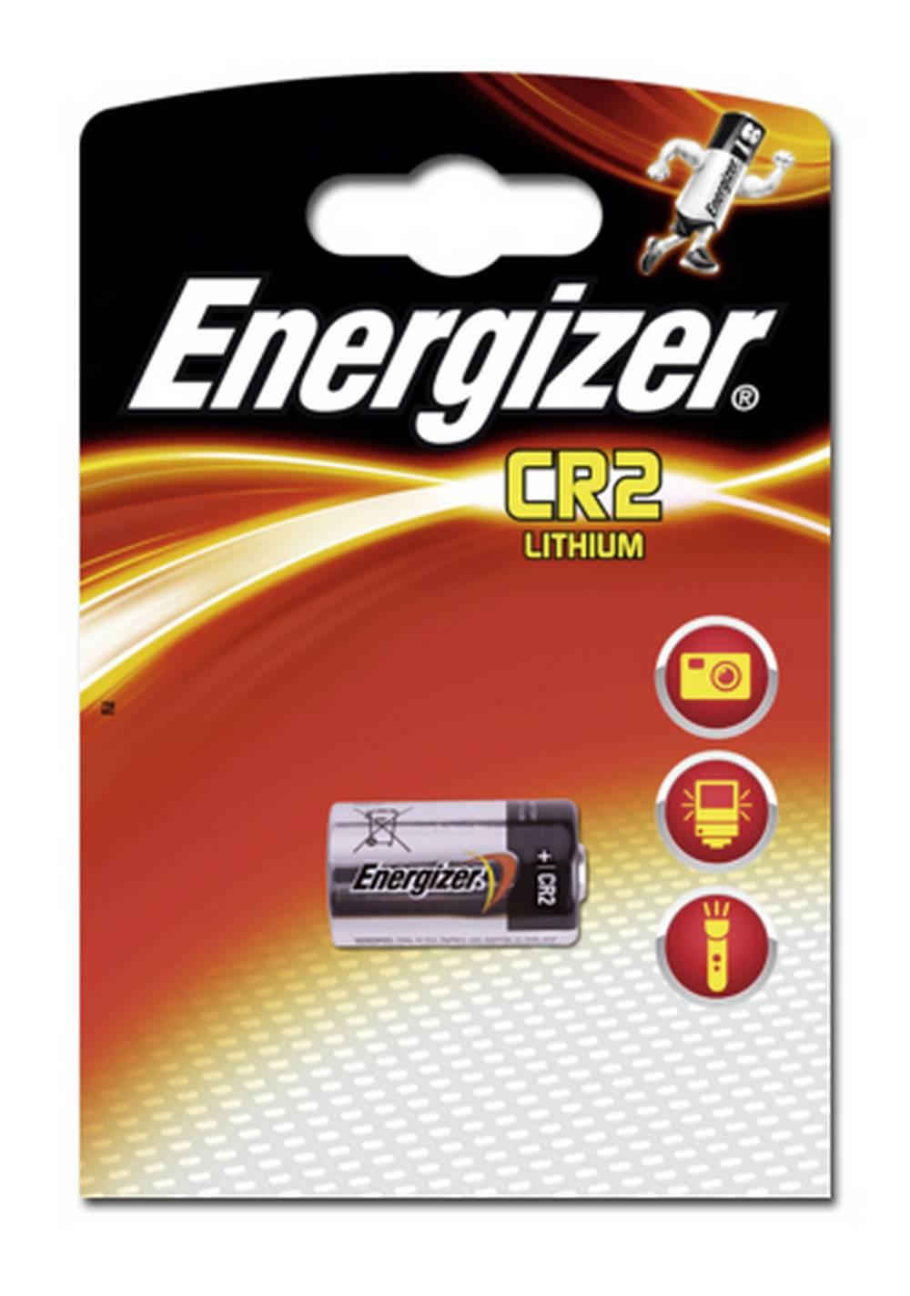 Μπαταρία Lithium Energizer CR2 3V Τεμ. 1