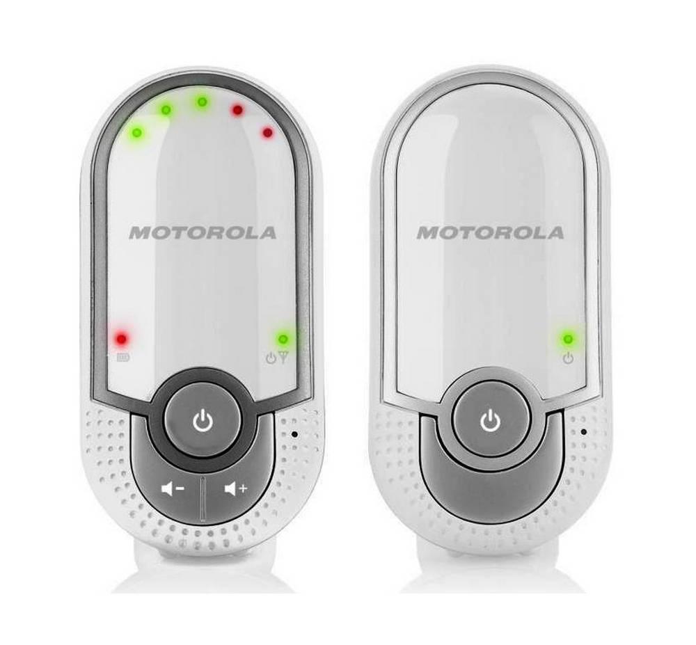 Baby Audio Monitor Motorola MBP11 με Εμβέλεια 300m