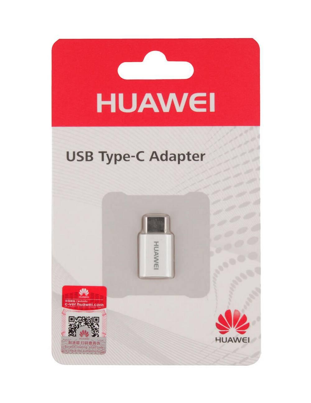 Αντάπτορας Huawei AP52 Micro Usb σε Usb Type-C 2A Original