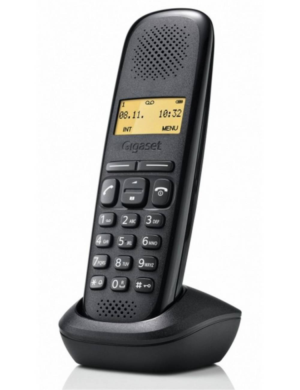 Ασύρματο Ψηφιακό Τηλέφωνο Gigaset A150 Μαύρο EU