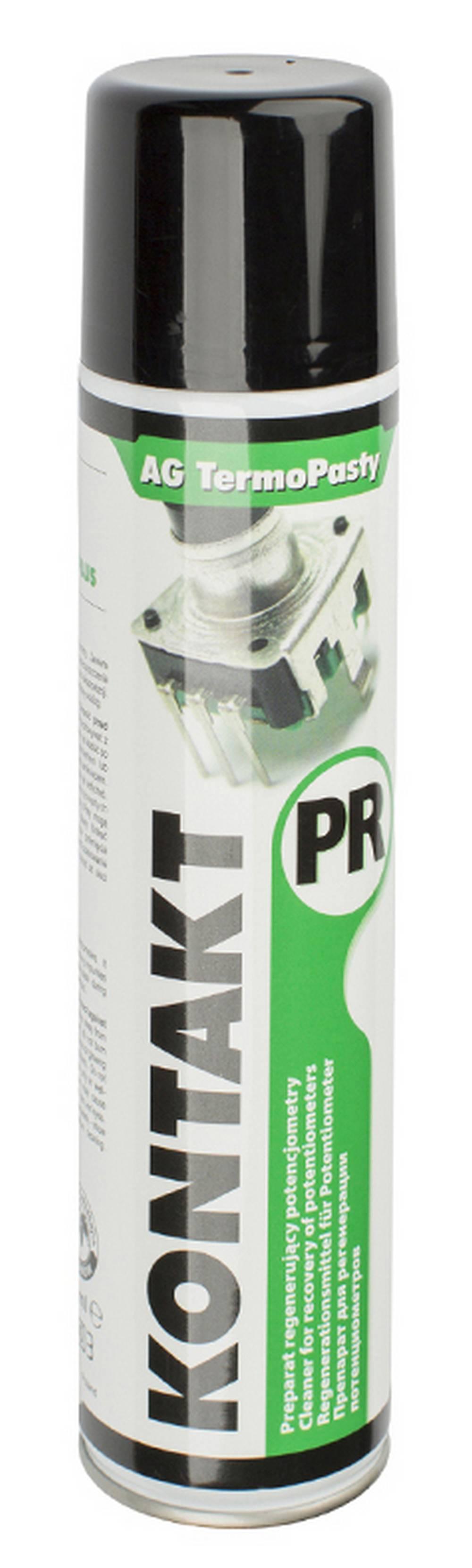 Σπρέϊ Καθαρισμού Ποτενσιόμετρων TermoPasty Kontakt PR 300ml Κατάλληλο για Καθαρισμό και Συντήρηση των Ποτενσιόμετρων