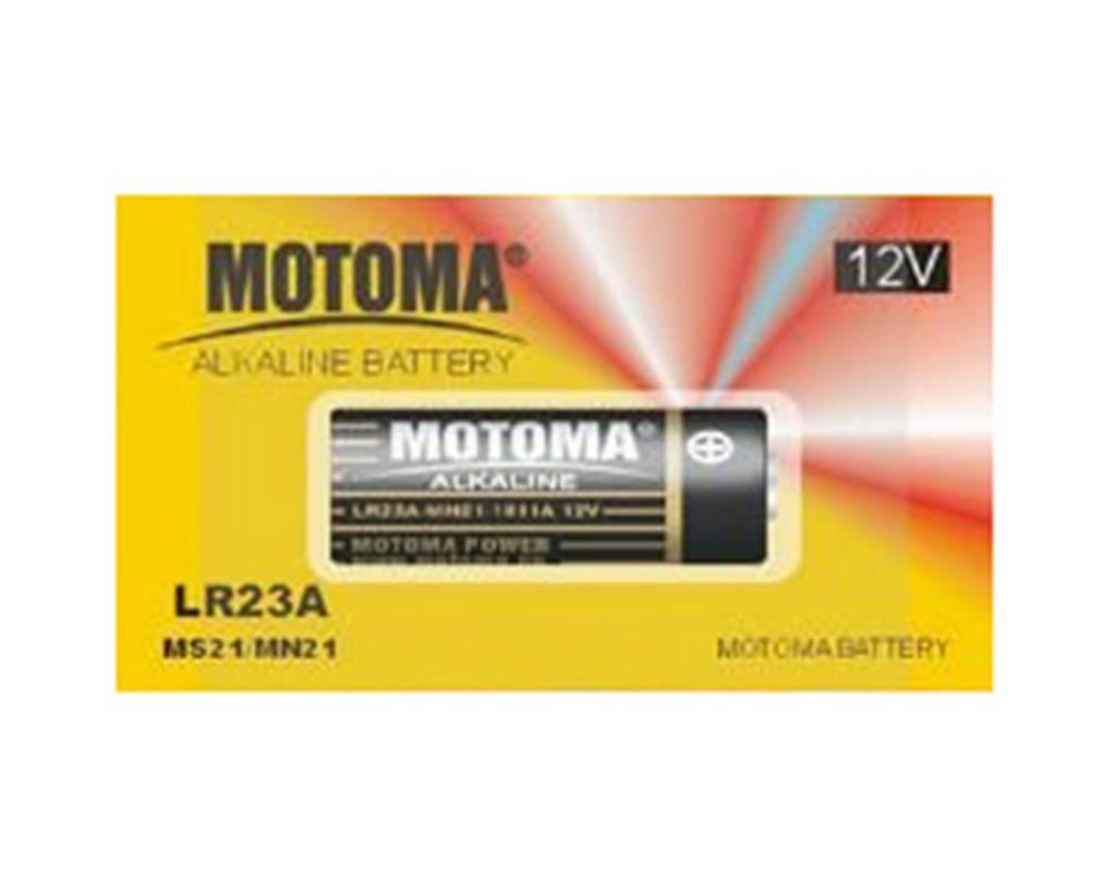 Μπαταρία Super Αλκαλική Motoma size 23A/K23A/LRV08/LI028/E23A/8LR23/MN21 12 V Τεμ. 1