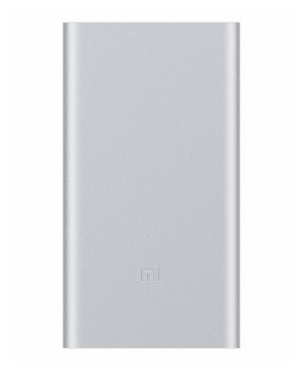 Power Bank Xiaomi PLM02ZM 10000 mAh Ασημί