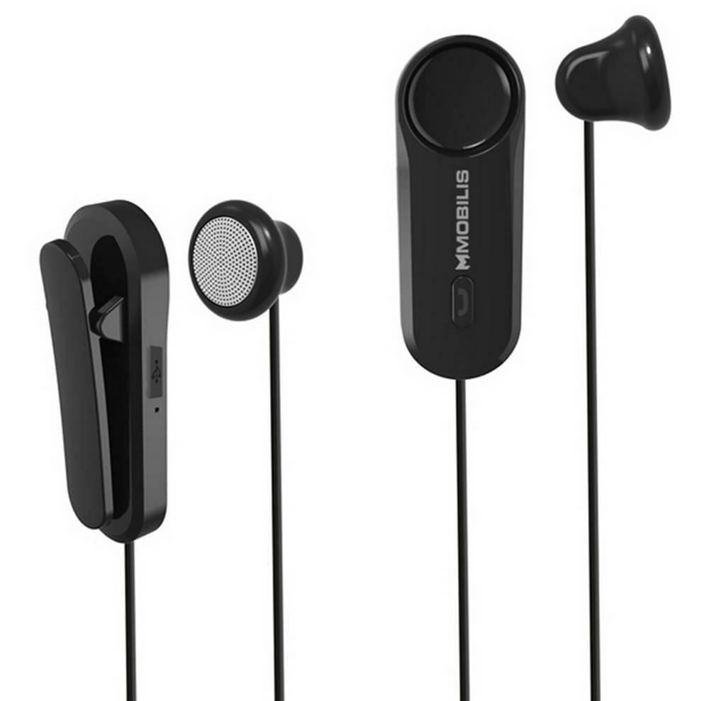 Bluetooth Hands Free Mobilis S20 Magnetic Μαύρο