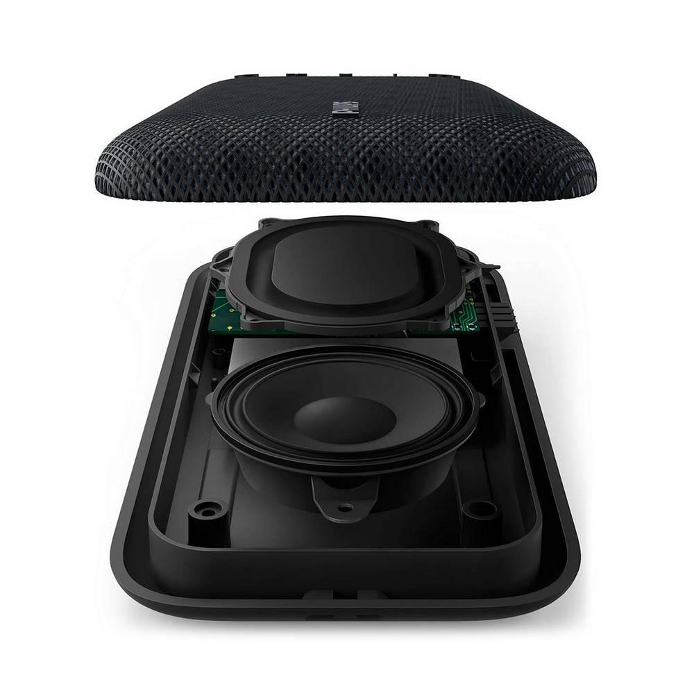 Φορητό Ηχείο Bluetooth Philips EverPlay BT3900B/00 4W Waterproof Μαύρο με Ανοιχτή Ακρόαση και Σύνδεση Audio-in 3.5mm