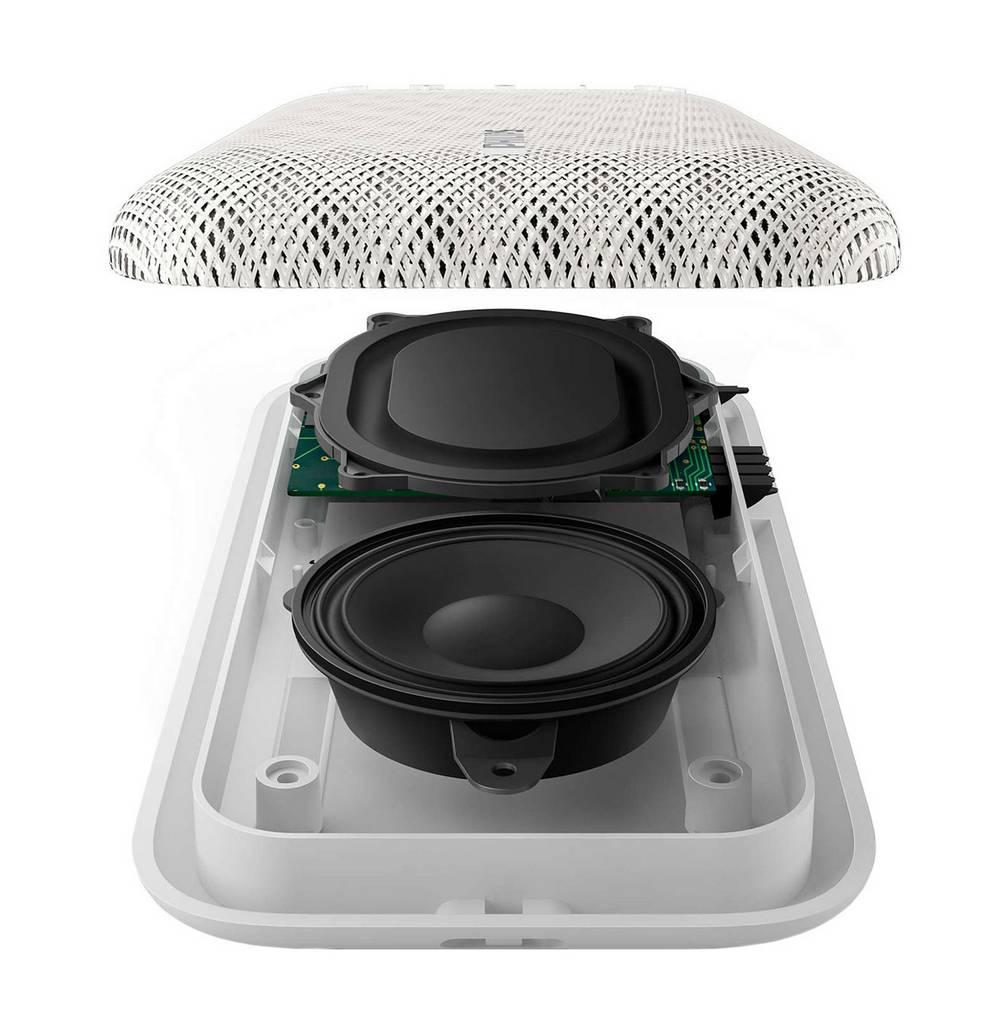 Φορητό Ηχείο Bluetooth Philips EverPlay BT3900W/00 4W Waterproof Λευκό με Ανοιχτή Ακρόαση και Σύνδεση Audio-in 3.5mm