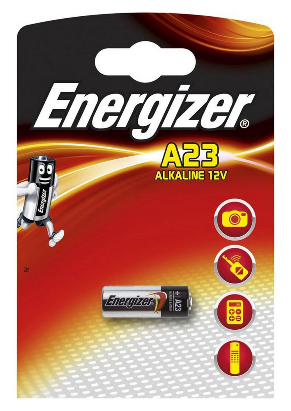 Μπαταρία Αλκαλική Energizer A23/E23A/GP23A/LRV08/MN21/V23GA/8LR932 12V Τεμ. 1