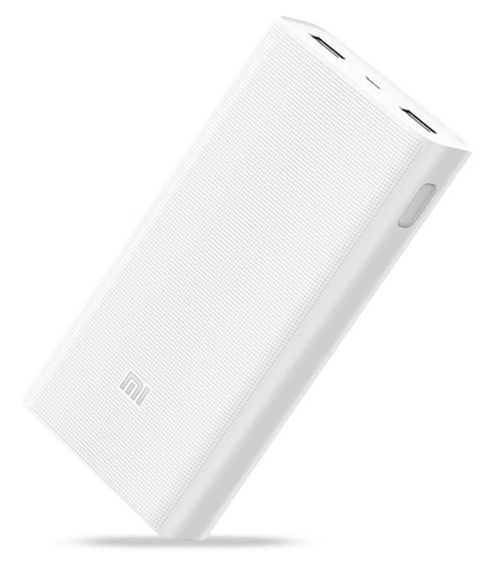 Power Bank Xiaomi PLM06ZM 2C 20000 mAh Λευκό