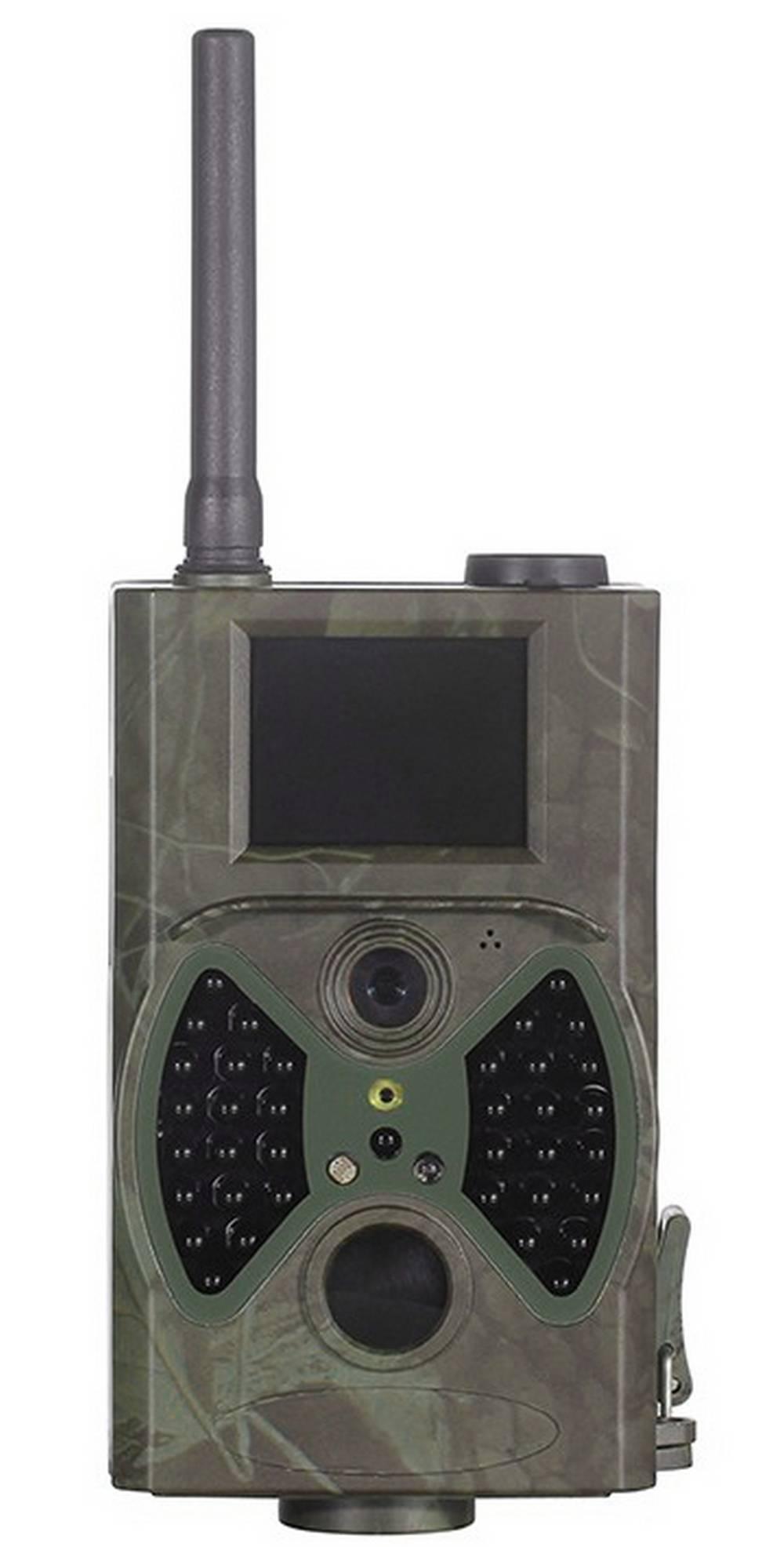 Καταγραφική Κάμερα Εξωτερικού Χώρου HC-350G 1080p FullHD, Ανιχνευτή Κινήσεων, Νυχτερινή Λειτουργία, Καταγραφή Φωτό & Βίντεο