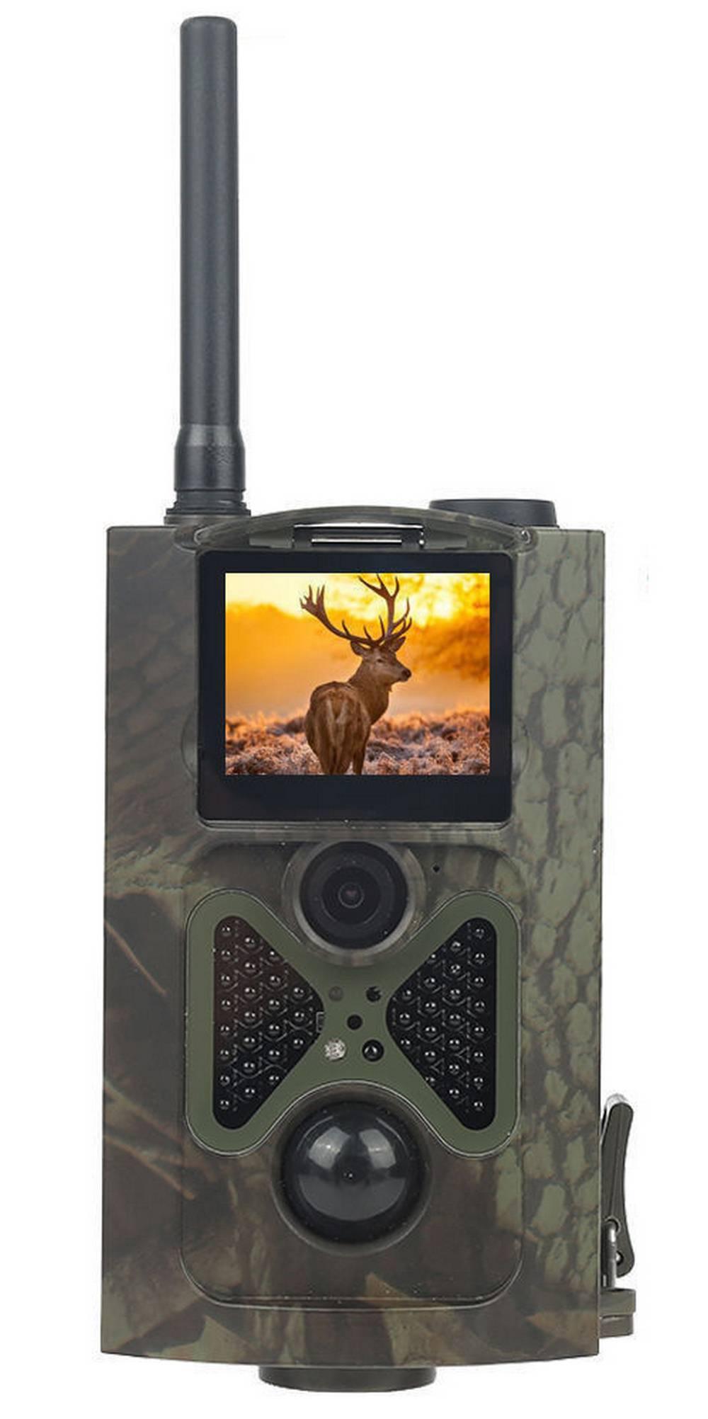Καταγραφική Κάμερα Εξωτερικού Χώρου HC-550M 1080p FullHD, Ανιχνευτή Κινήσεων, Νυχτερινή Λειτουργία, Καταγραφή Φωτό & Βίντεο