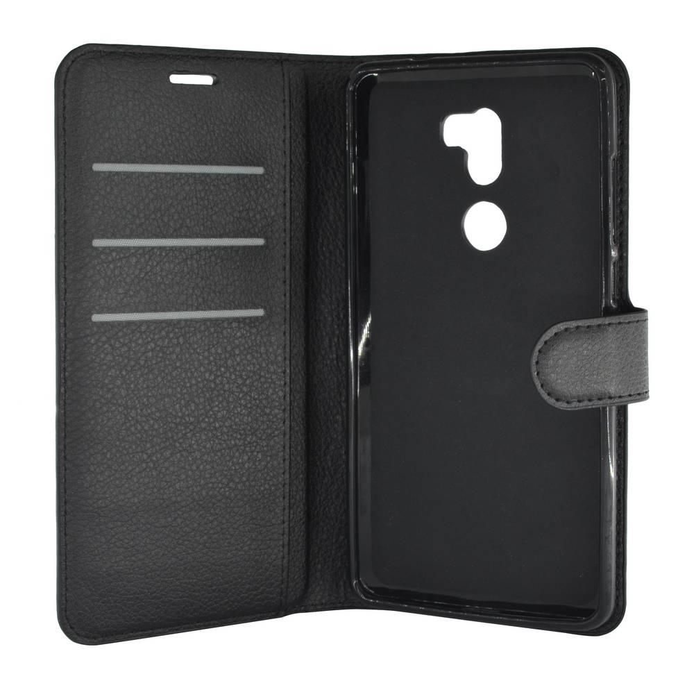 Θήκη Book Ancus Teneo για Xiaomi Mi 5S Plus TPU Μαύρη