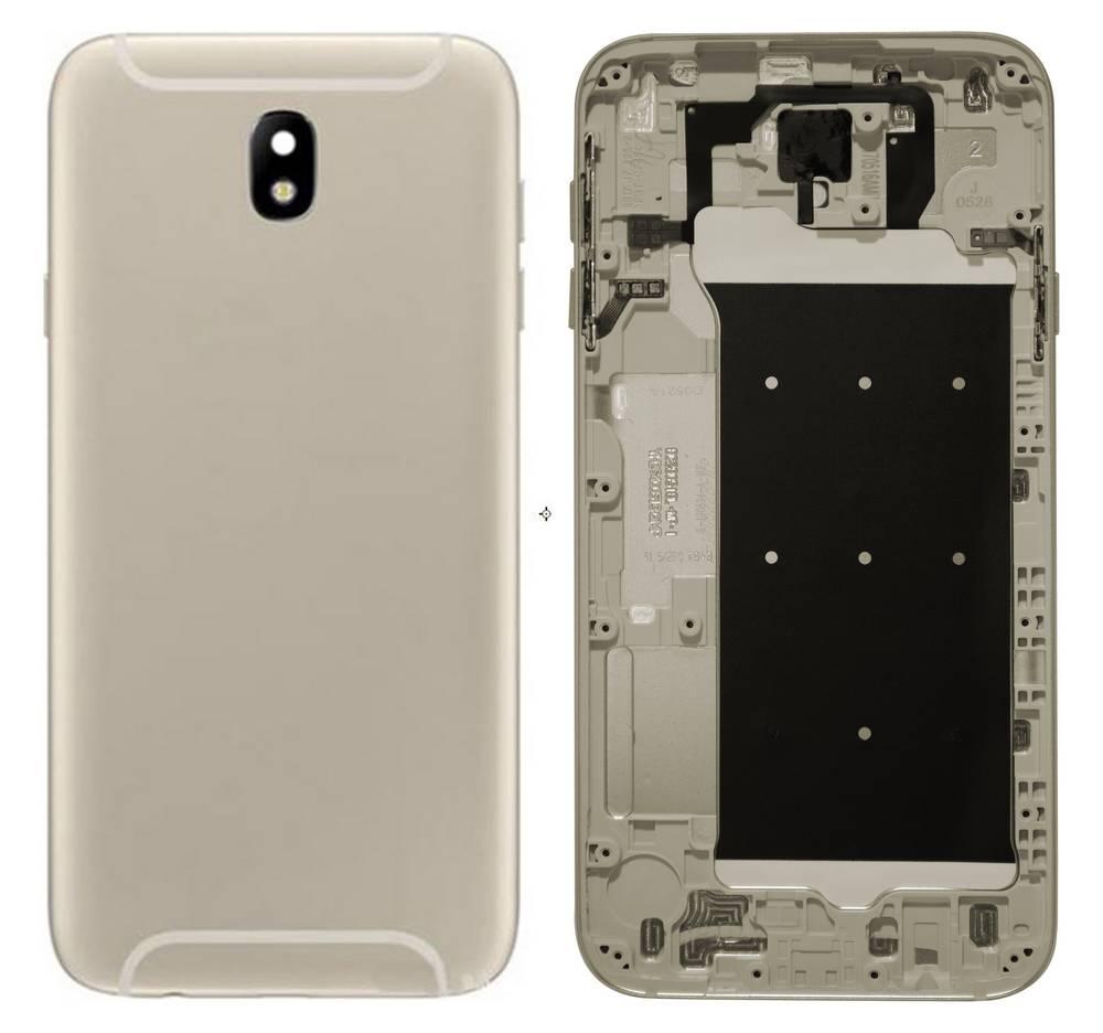 Καπάκι Μπαταρίας Samsung SM-J730F Galaxy J7 (2017) Χρυσαφί ...