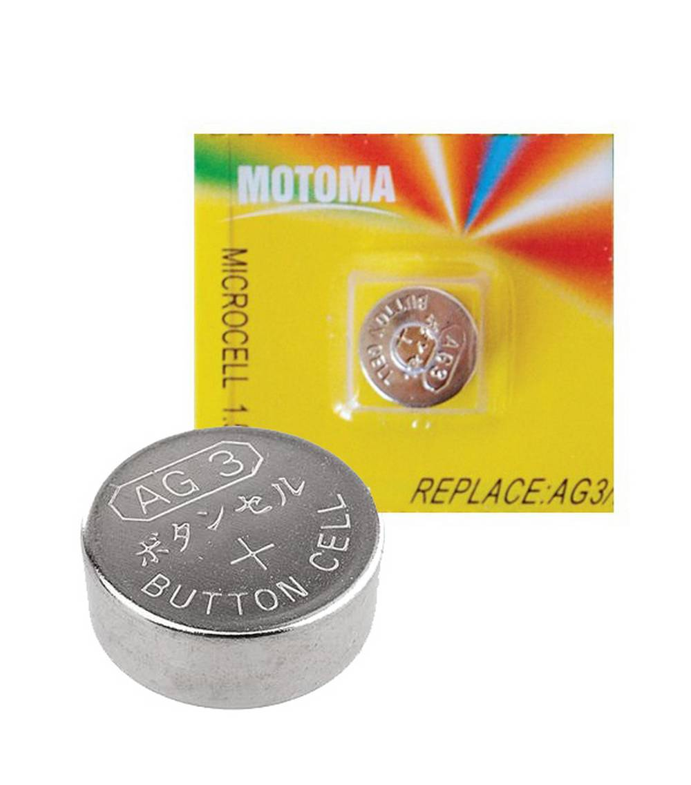 Buttoncell Motoma LR41 AG3 Τεμ. 1