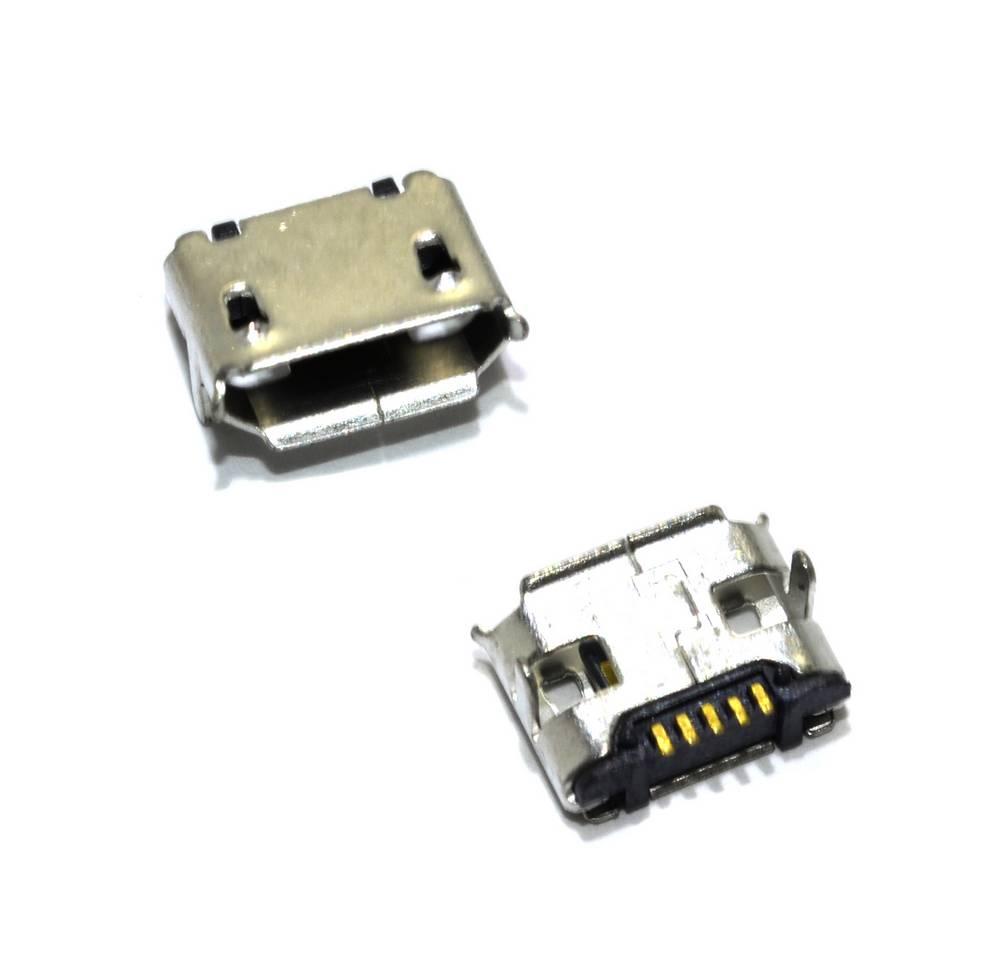Επαφή Φόρτισης Universal Micro Usb 4 Feet Dip 5P n.13