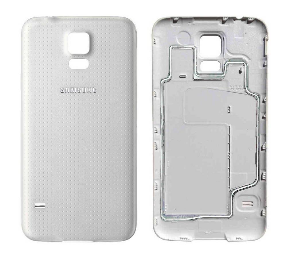 Καπάκι Μπαταρίας Samsung SM-G900F Galaxy S5 Λευκό OEM Type A