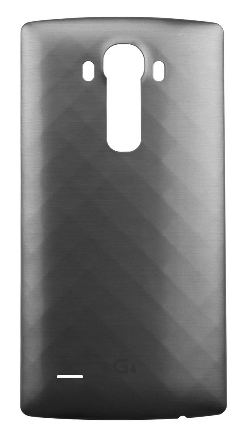 Καπάκι Μπαταρίας LG G4 H815 Γκρί με Ενεργό NFC OEM Type A