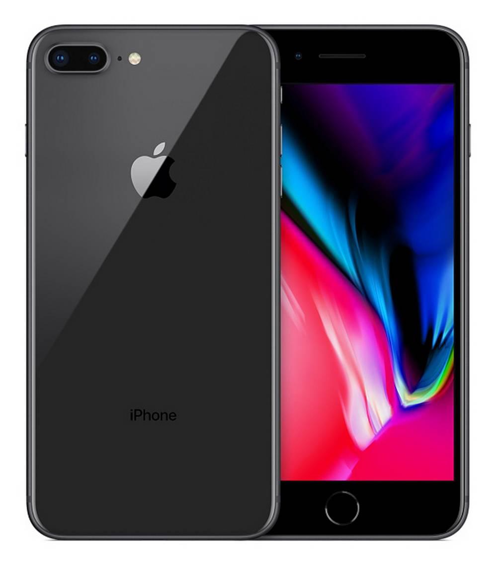 Dummy Phone Apple iPhone 8 Plus Μαύρο OEM Type A