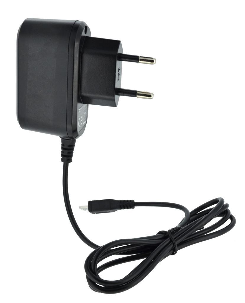 Φορτιστής Ταξιδίου Maxcom Micro USB 5V 500 mAh Bulk