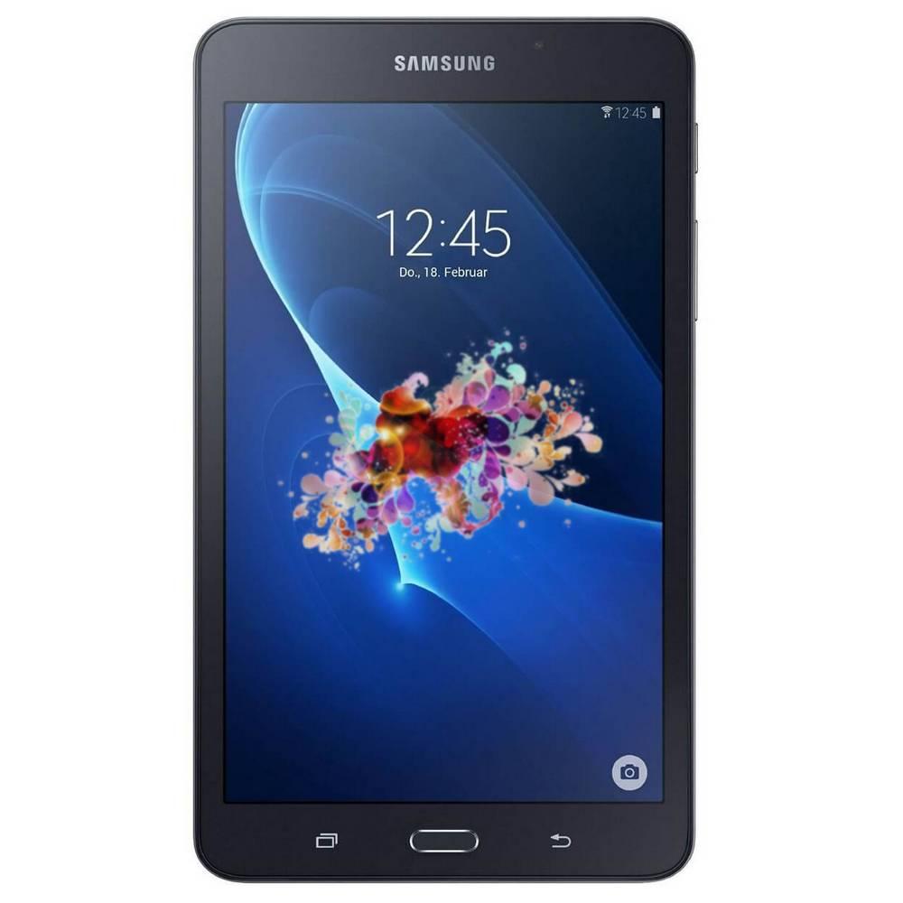 """Samsung SM-T280 Galaxy Tab A (2016) 7"""" Wi-Fi 1.5GB/8GB Μαύρο"""