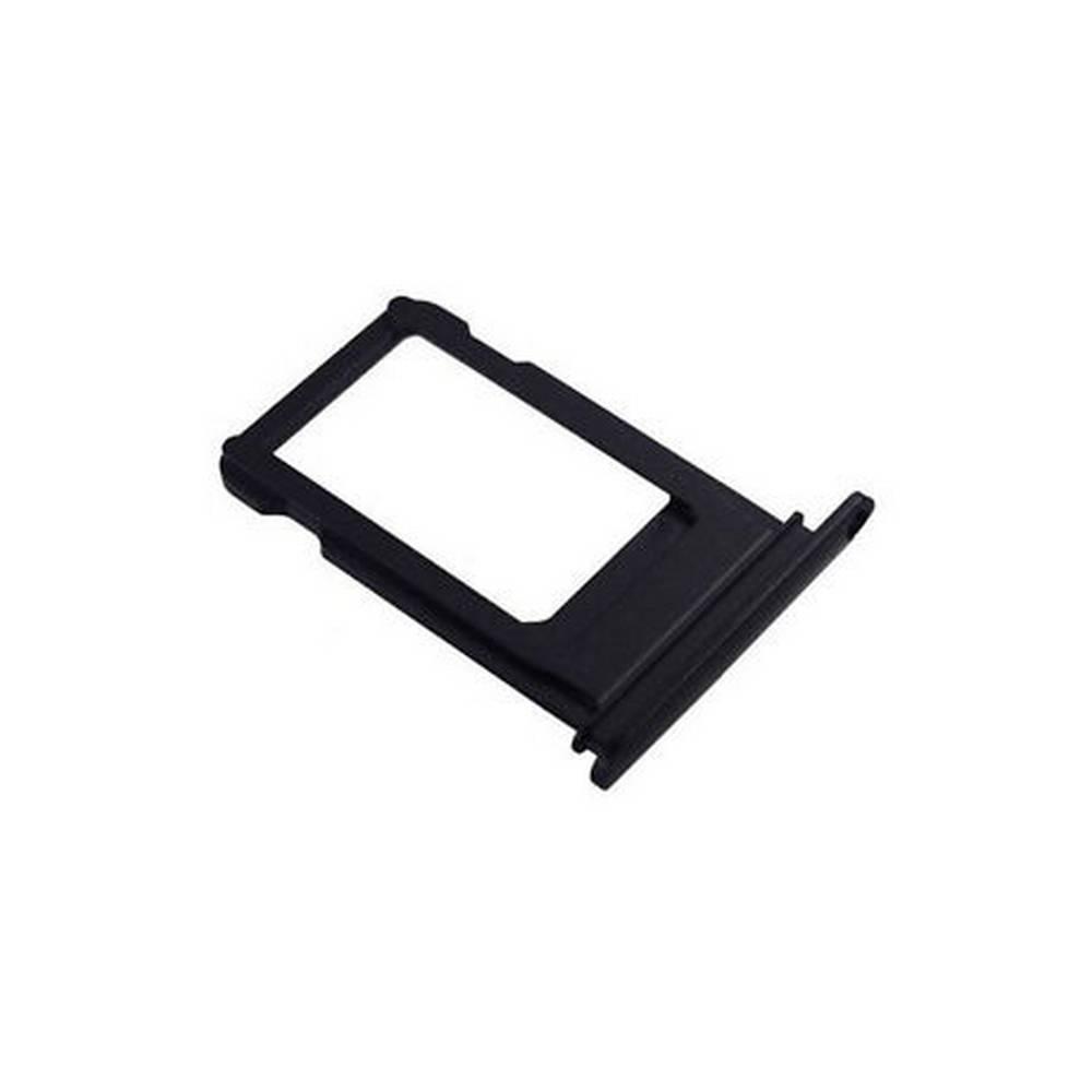 Βάση Κάρτας Sim Apple iPhone 8 Μαύρο Original