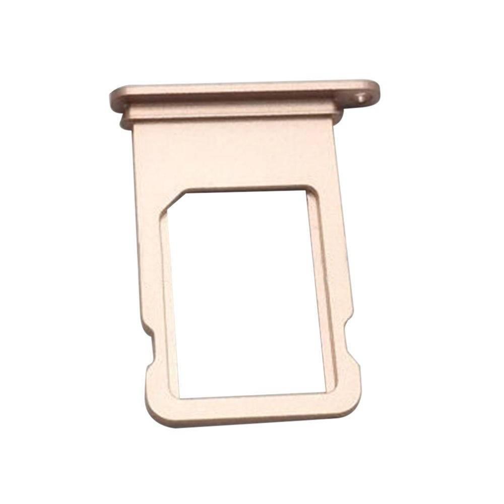 Βάση Κάρτας Sim Apple iPhone 7 Χρυσαφί Original