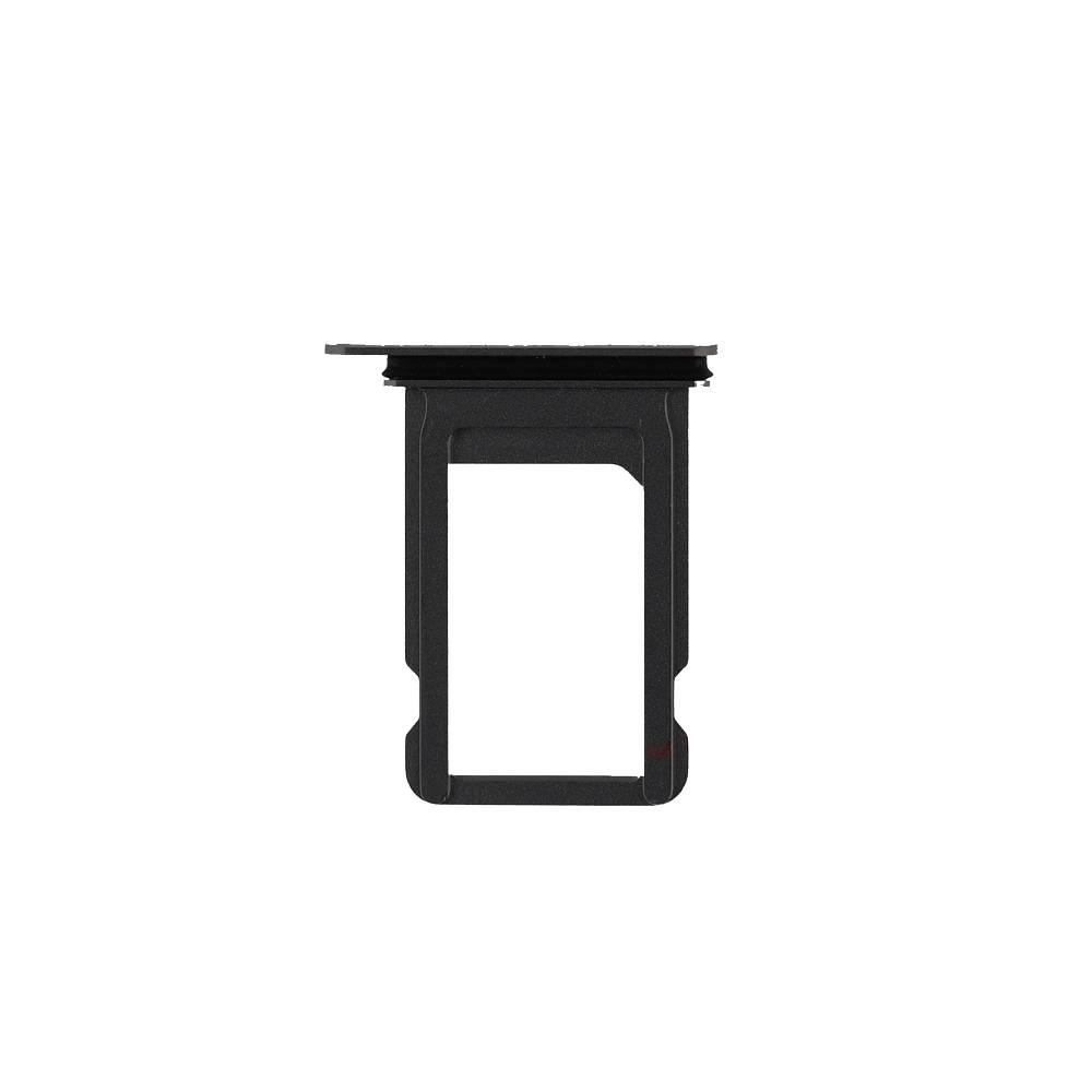 Βάση Κάρτας Sim Apple iPhone X Μαύρο Original