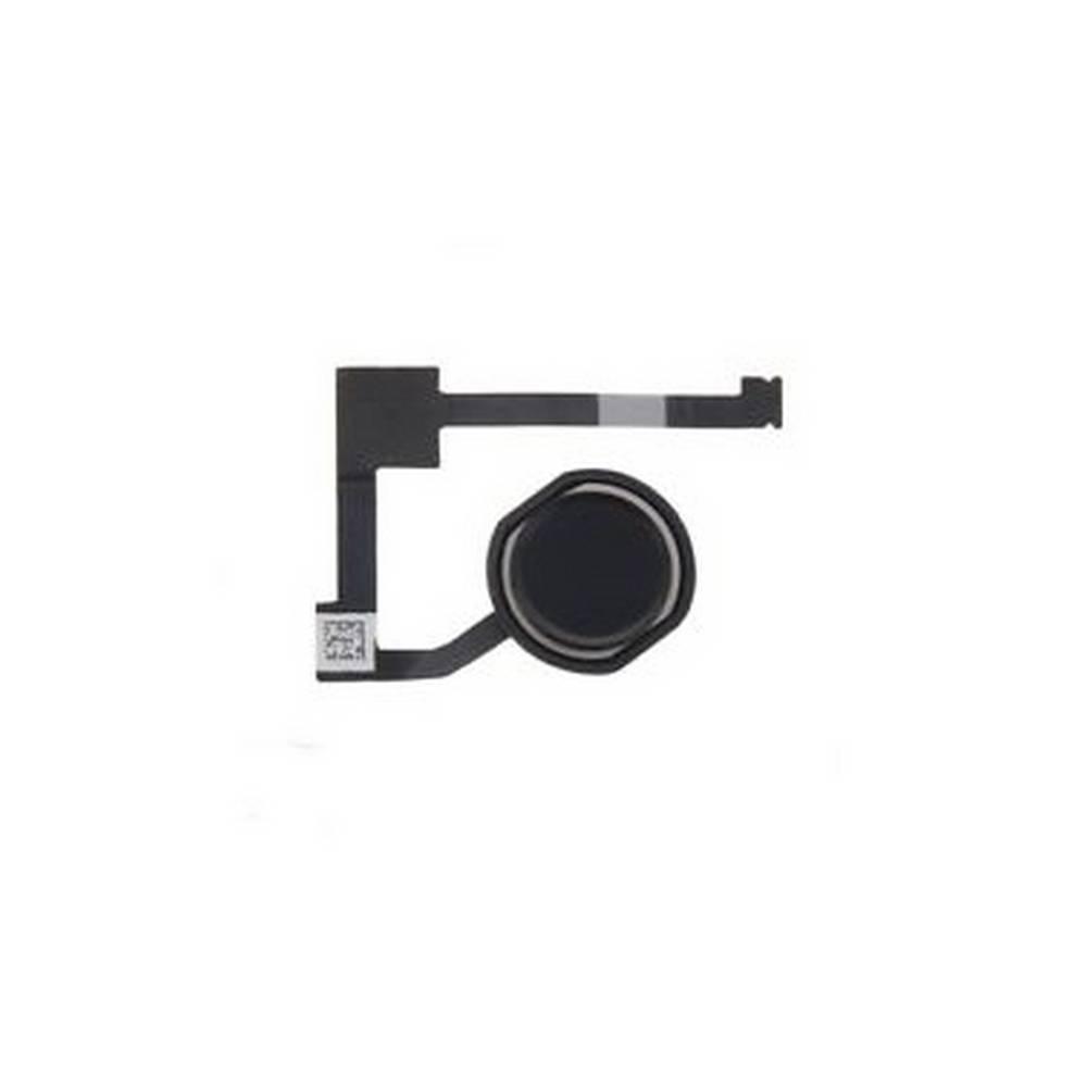 Σέτ Κεντρικού Πλήκτρου Apple iPad Mini 4 Μαύρο OEM Type A