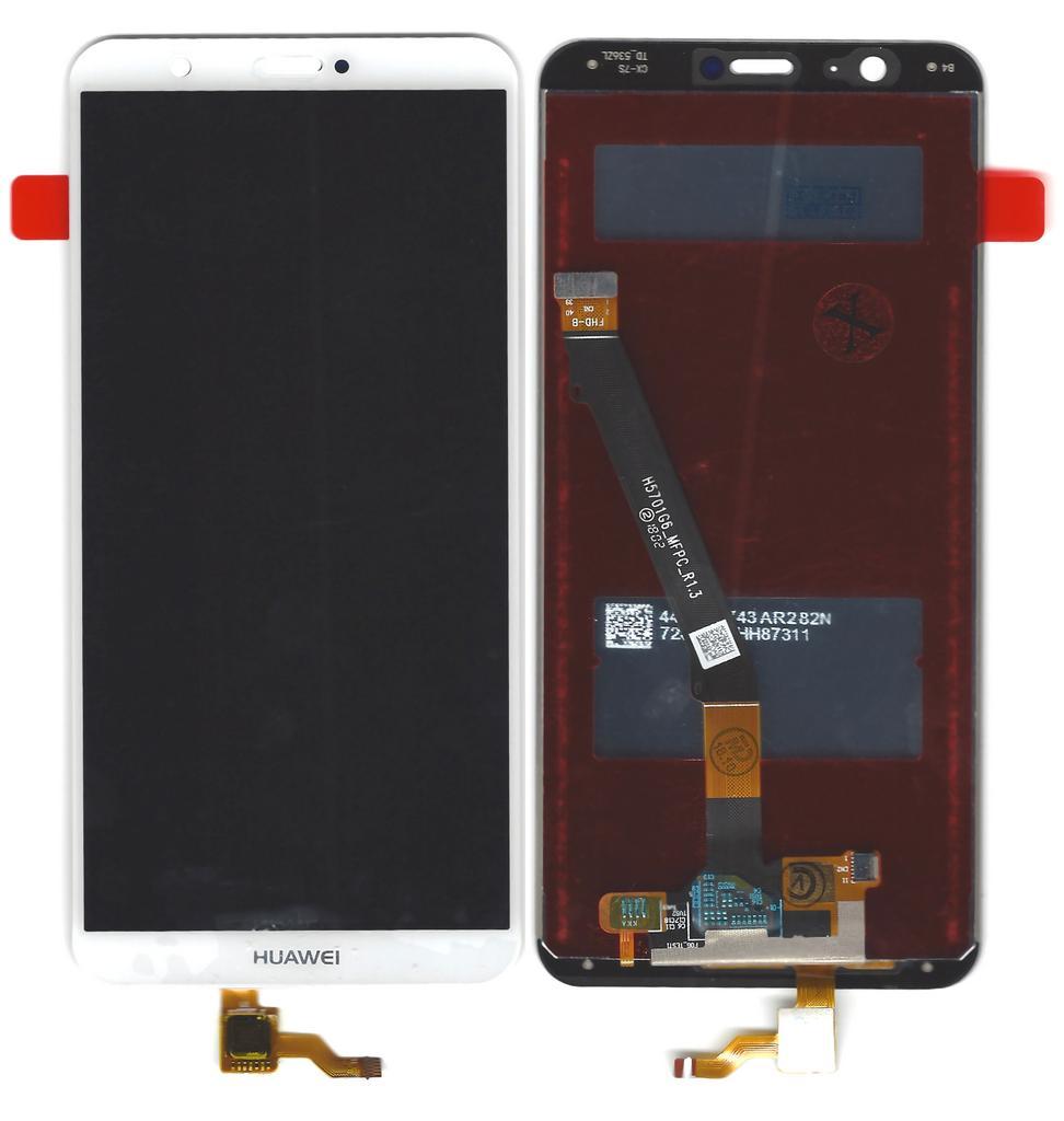 Οθόνη & Μηχανισμός Αφής Huawei P Smart Λευκό χωρίς Πλαίσιο