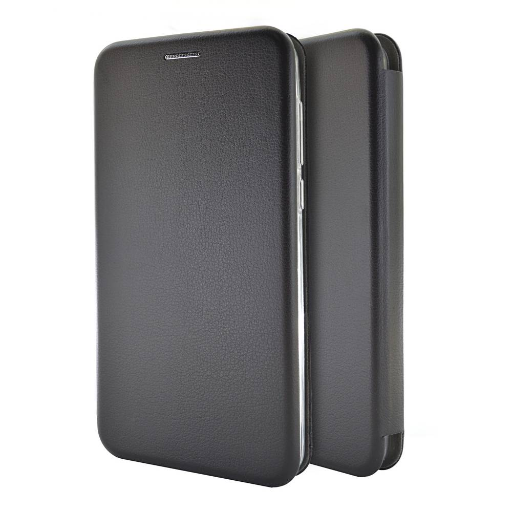 Θήκη Book Ancus Magnetic Curve για Samsung SM-J530F Galaxy J5 (2017) TPU Μαύρη