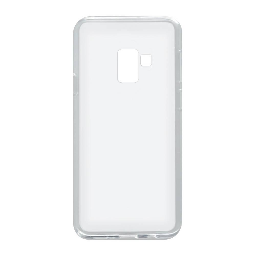 Θήκη TPU Ancus για Samsung SM-A730F Galaxy A8 Plus (2018) Frost - Διάφανη