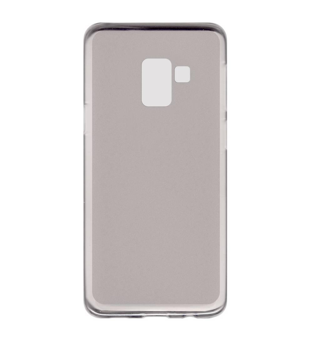 Θήκη TPU Ancus για Samsung SM-A730F Galaxy A8 Plus (2018) Smoke