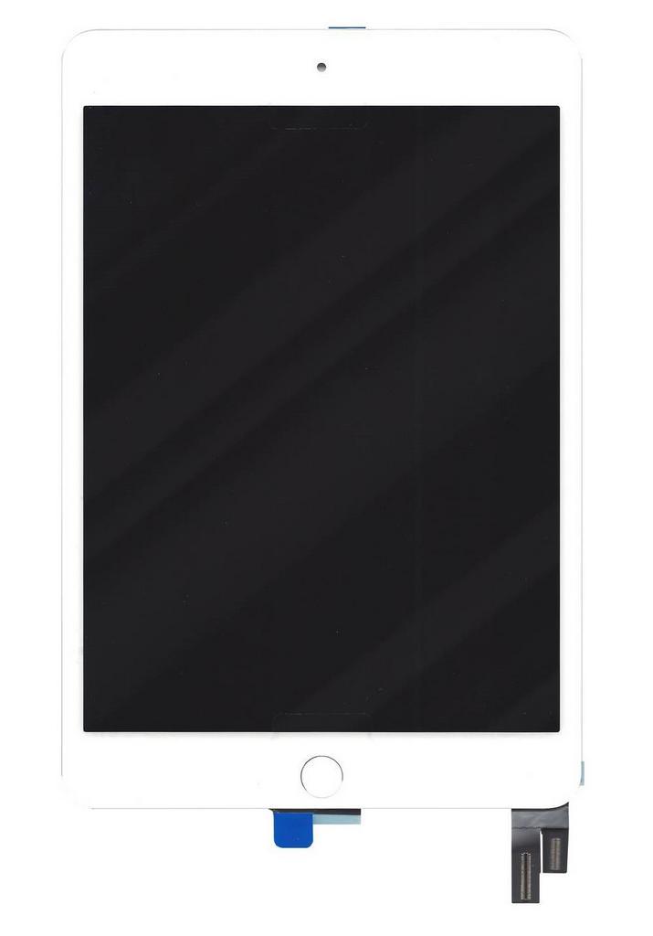 Οθόνη & Μηχανισμός Αφής Apple iPad Mini 4 Λευκό με Home Button OEM Type A+