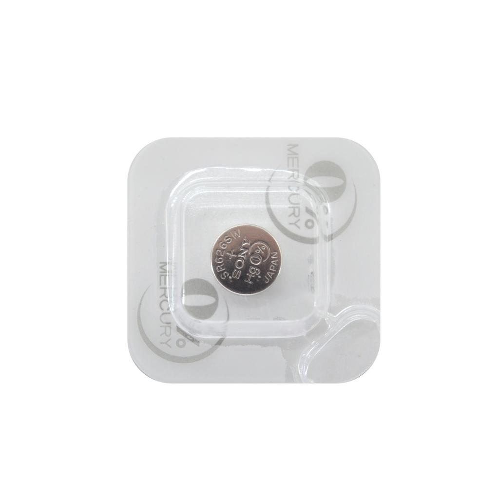 Buttoncell Sony 377-376 SR626SW SR626W Τεμ. 1