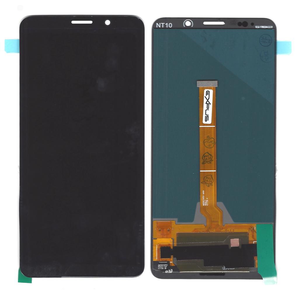 Οθόνη & Μηχανισμός Αφής Huawei Mate 10 Pro Μαύρο χωρίς Πλαίσιο, Κόλλα