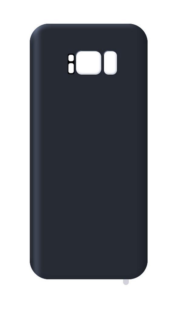 Καπάκι Μπαταρίας Samsung SM-G950F Galaxy S8 χωρίς Τζαμάκι Κάμερας Γκρί, Βιολετί OEM Type A