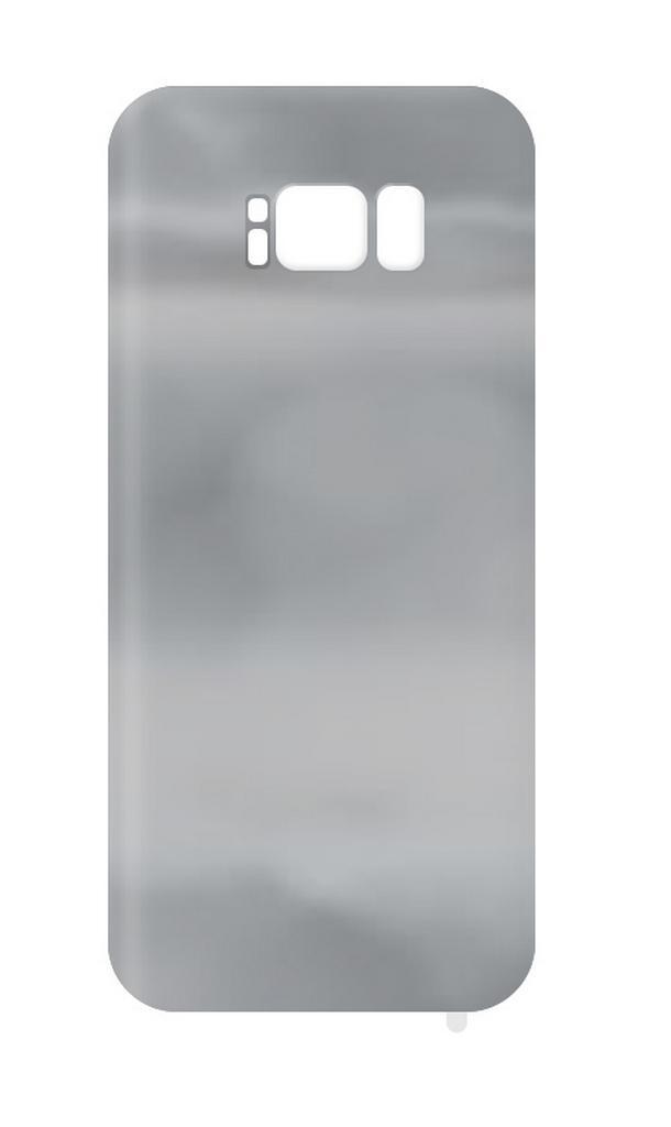 Καπάκι Μπαταρίας Samsung SM-G950F Galaxy S8 χωρίς Τζαμάκι Κάμερας Ασημί OEM Type A