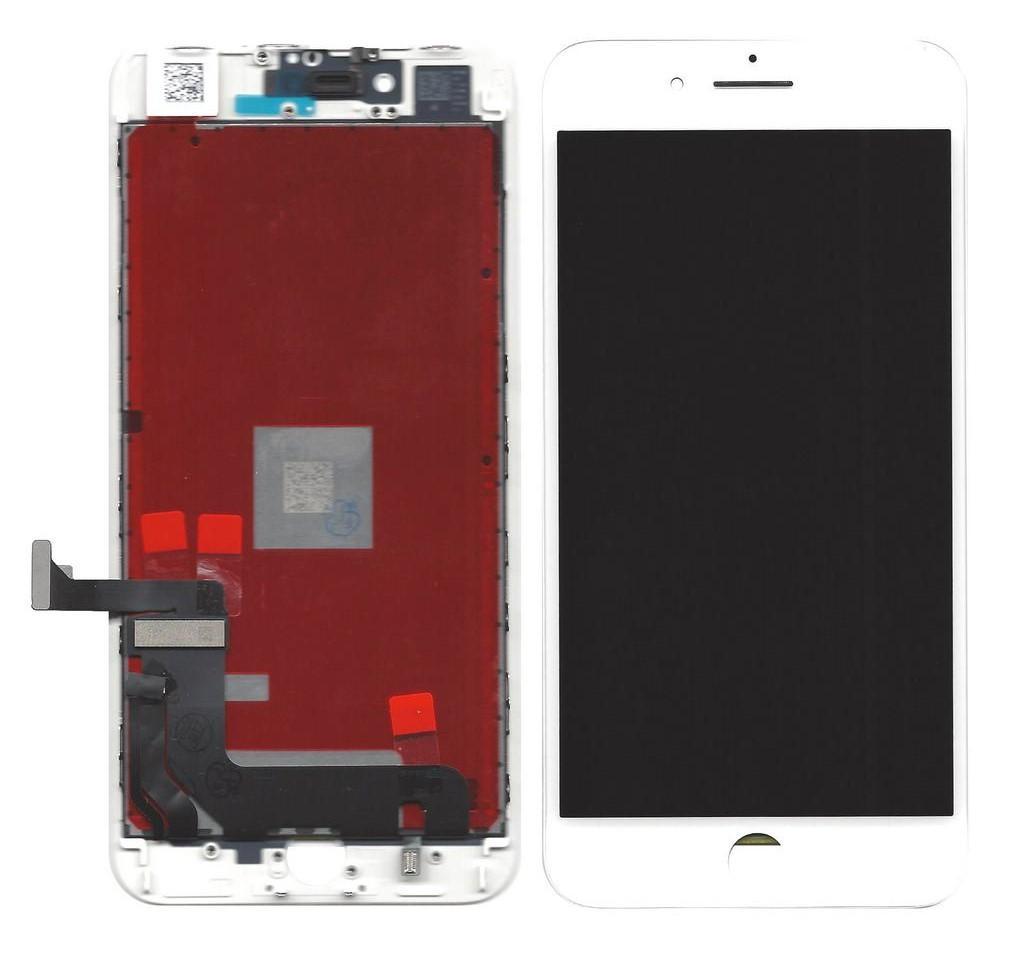 Οθόνη & Μηχανισμός Αφής Apple iPhone 8 Plus Λευκό Type A+