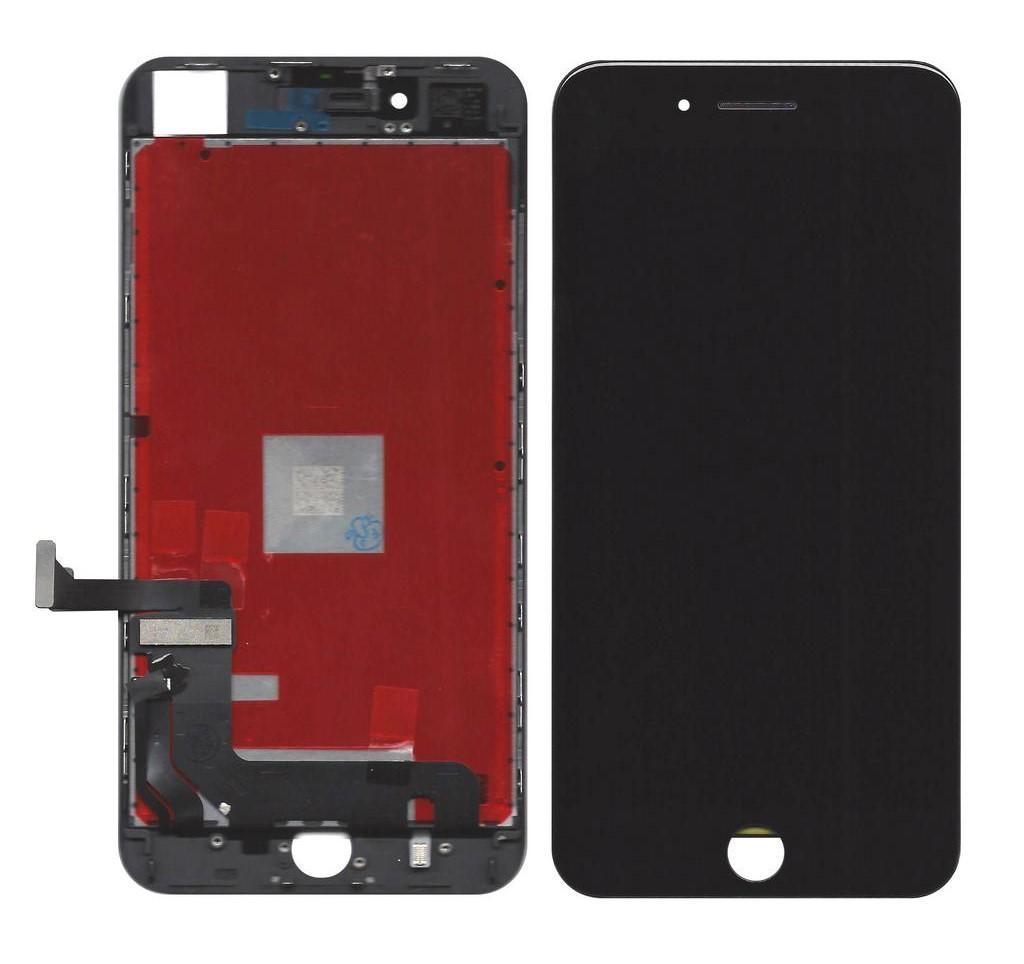 Οθόνη & Μηχανισμός Αφής Apple iPhone 8 Plus Μαύρο Type A+