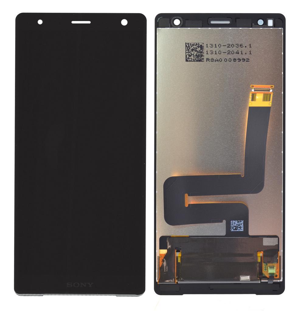 Γνήσια Οθόνη & Μηχανισμός Αφής Sony Xperia XZ2 H8316 Μαύρο 1313-1155