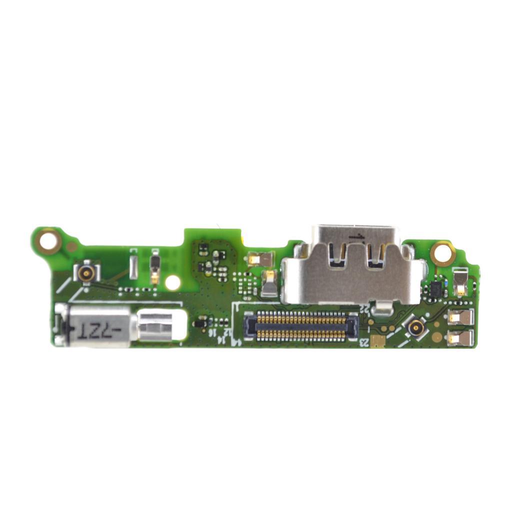 Επαφή Φόρτισης Sony Xperia XA2 H3113 με Μικρόφωνο και Δόνηση Original 78PC0200010