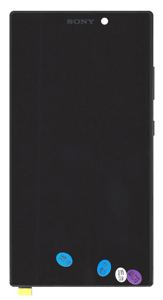 Γνήσια Οθόνη & Μηχανισμός Αφής Sony Xperia L2 H3311 Μαύρο A/8CS-81030-0001