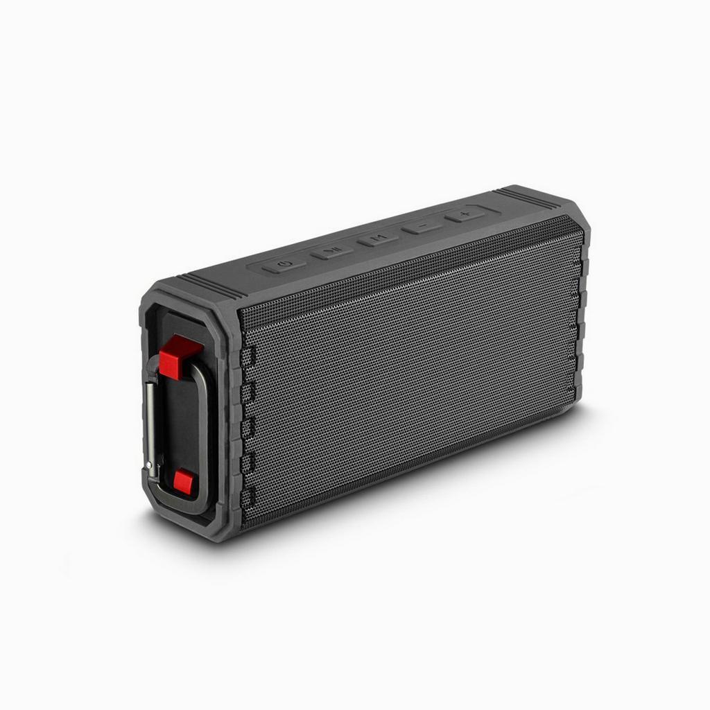 Φορητό Ηχείο Εξωτερικού Χώρου Bluetooth Maxton Cerro MX56 3W IP67 Μαύρο με Ανοιχτή Ακρόαση, Audio-in, MicroSD