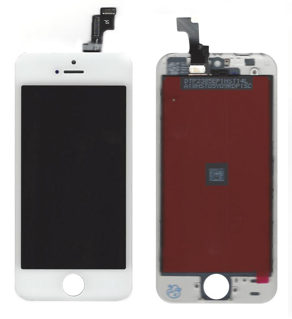 Οθόνη & Μηχανισμός Αφής Apple iPhone SE Λευκό Type A